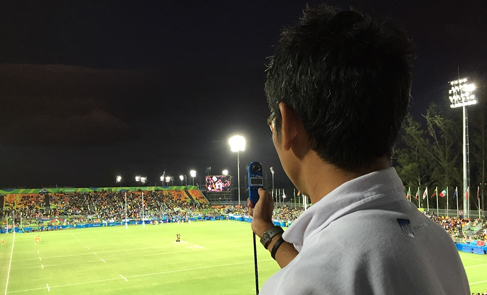 気象×スポーツで考える2020年の東京(前編) シリーズ企業探訪①株式会社ウェザーニューズ