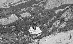 パキスタン辺境の村で出会った女性たち③