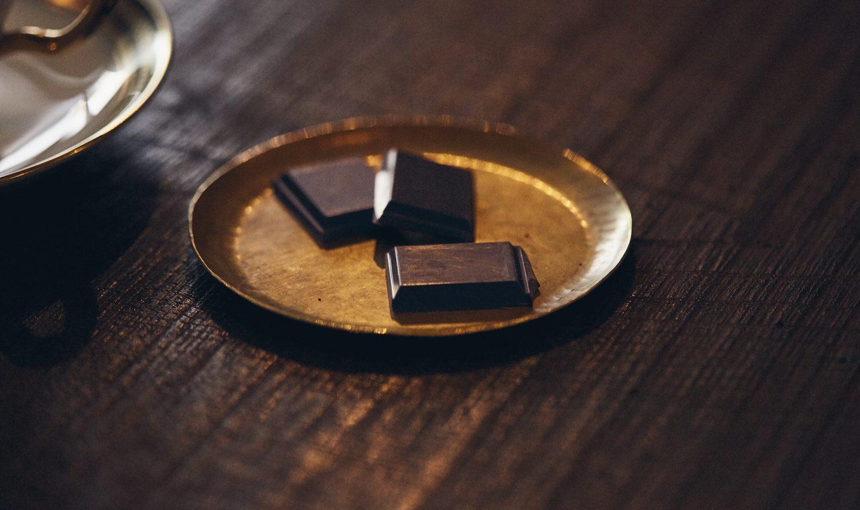 コーヒー&チョコレート①