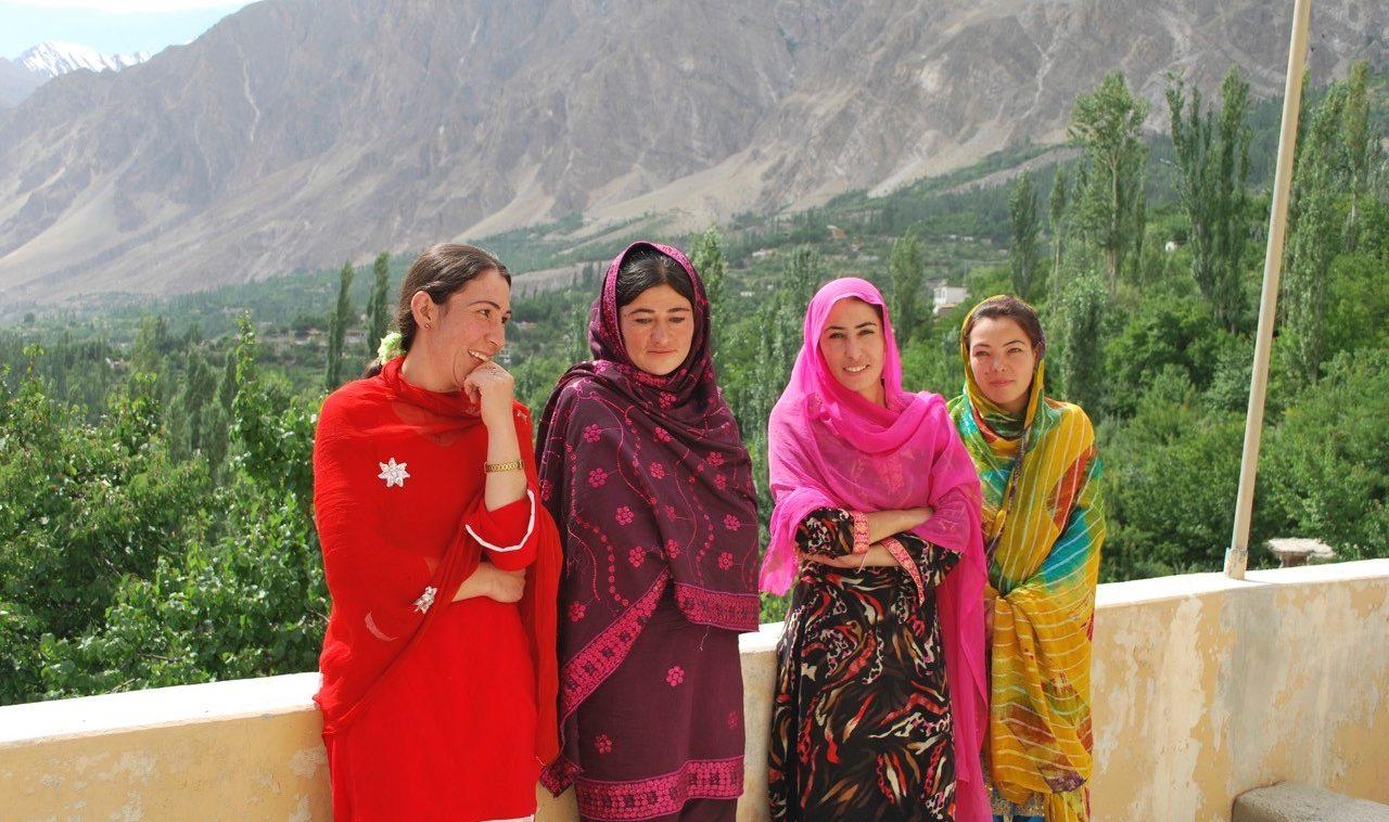 地球、旅、ジュエリー。パキスタン辺境の村で出会った女性たち④