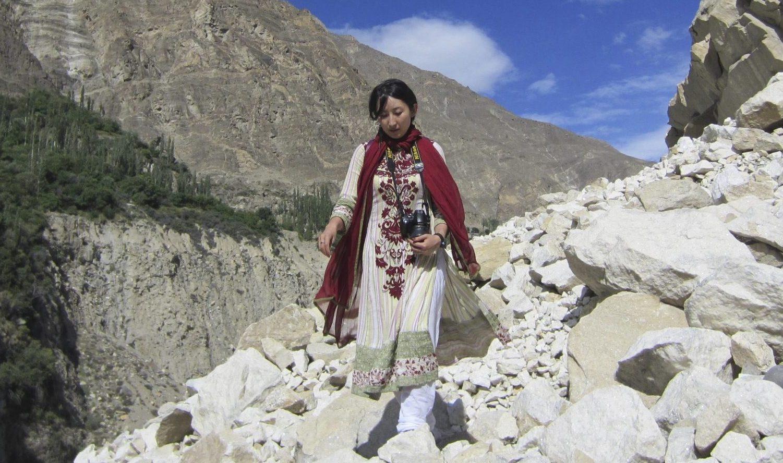 地球、旅、ジュエリー。パキスタン辺境の村で出会った女性たち⑤