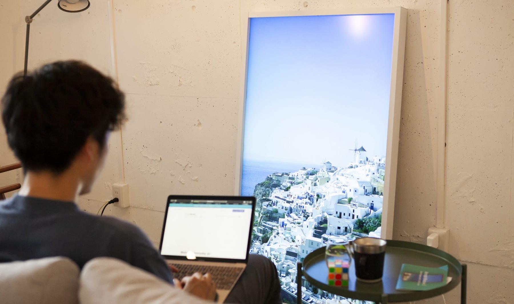"""""""どこでも窓""""から、未来をひらく 企業探訪⑪ATMOPH"""